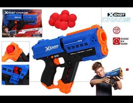 PISTOLA X-SHOT -bolas METEOR BLASTER