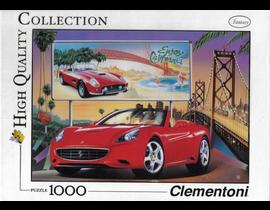 1000 FERRARI CALIFORNIA