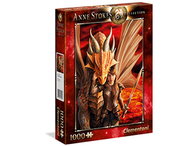 1000 ANNE STOKES- INNER STRENGTH
