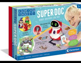 SUPER DOC - ROBOT EDUCATIVO