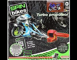 SPIN BIKES TURBO PROPULSOR - motos -
