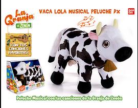 VACA LOLA MUSICAL
